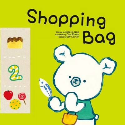 Shopping Bag: Counting One to Ten
