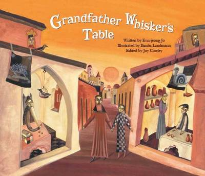 The Grandfather Whisker's Table: The First Bank (Italy)