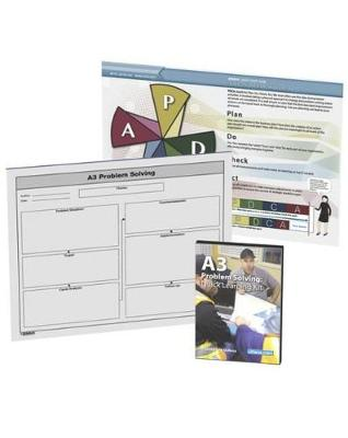 A3 Problem Solving Quick Learning Kit
