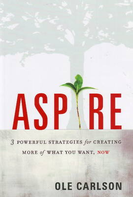 Aspire: 3 Powerful Strategies for Creating More of What You Want, Now