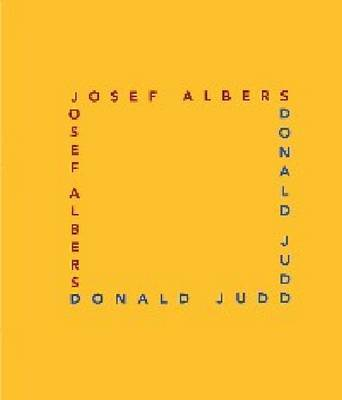 Albers/Judd: Form and Color