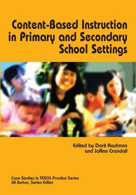 Content-Based Language Instruction in K-12 Setting