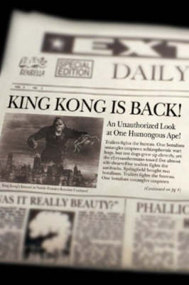 King Kong is Back!: An Authorized Look at One Humongous Ape!
