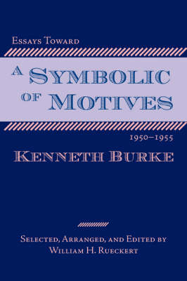 Essays Toward a Symbolic of Motives, 1950-1955