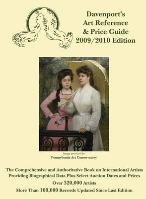 Davenport's Art Reference and Price Guide 2009-2010