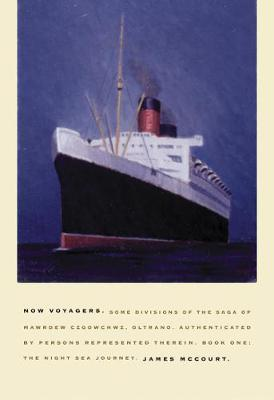 Now Voyagers: Bk. 1: Now Voyagers Night Sea Journey