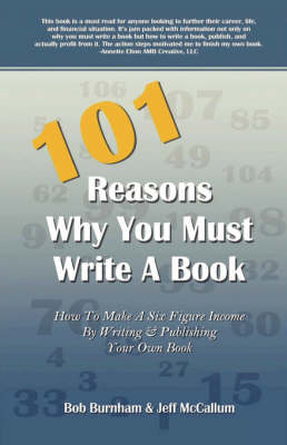 101 Reasons Why You Must Write a Book