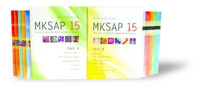 MKSAP 15 Medical Knowledge Self-assessment Program: Parts A and B