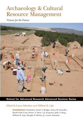 Archaeology & Cultural Resource Management: Visions for the Future