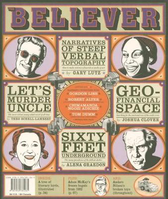 The Believer, Issue 59: January 2009