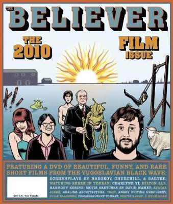 The Believer, Issue 70