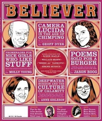 Believer, Issue 74: September 2010