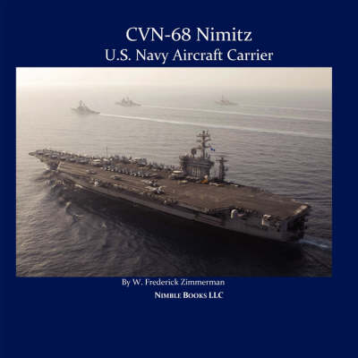 Cvn-68 Nimitz, U.S. Navy Aircraft Carrier