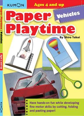 Paper Playtime: Vehicles