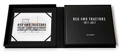 Red 4wd Tractors 1957 - 2017 Collector's Edition: High-Horsepower All-Wheel-Drive Tractors from International Harvester, Steiger, and Case Ih
