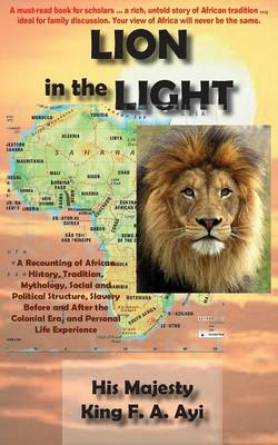 Lion in the Light
