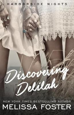 Discovering Delilah (Harborside Nights): New Adult LGBT Romance