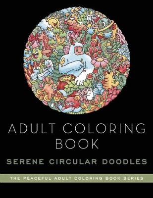 Adult Coloring Book: Doodle Worlds: Adult Coloring Book