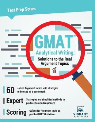 Sample GMAT Essay Prompt (Topic) and Exemplary Response