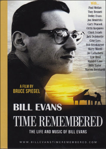 Time Remembered The Life And Music Of Bill Evans