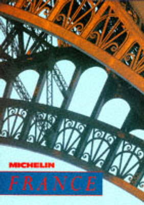 Michelin France Red Guide: French Edition