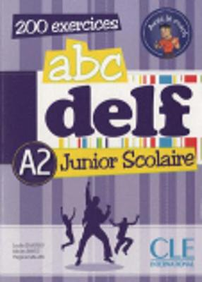 ABC DELF junior scolaire - Niveau A2, book & DVD-ROM