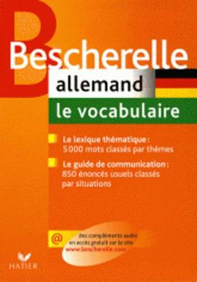 Bescherelle: Allemand/Vocabulaire