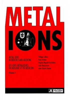 Metal Ions in Biology and Medicine: v. 5