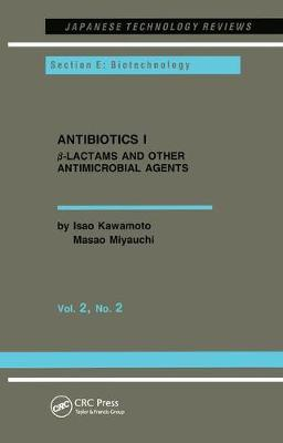 Antibiotics I: Beta-Lactams and Other Antimicrobial Agents