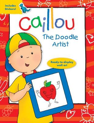 Caillou: The Doodle Artist