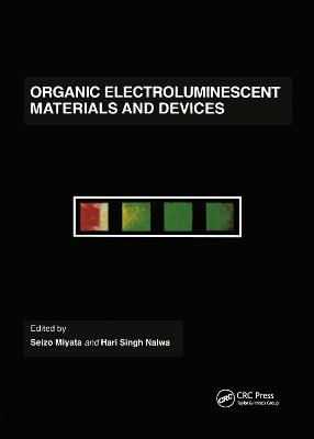 Organic Electroluminescent Materials and Devices