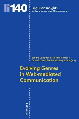 Evolving Genres in Web-mediated Communication
