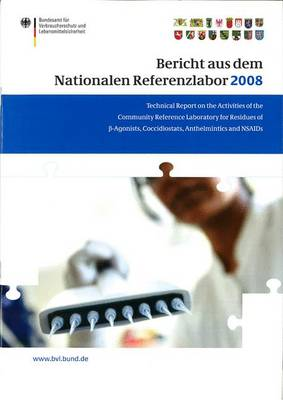 Berichte der Nationalen Referenzlaboratorien 2008: Reports of the National Reference Laboratories 2008