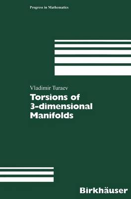 Torsions of 3-dimensional Manifolds
