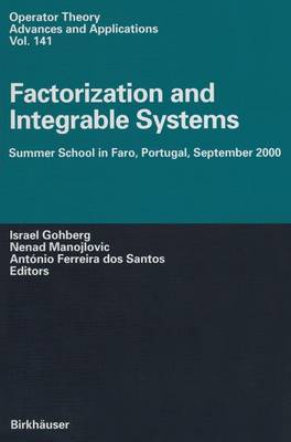 Factorization and Integrable Systems
