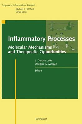 Inflammatory Processes:: Molecular Mechanisms and Therapeutic Opportunities
