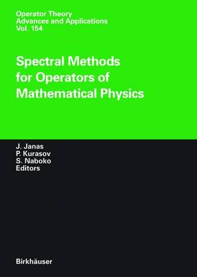 Spectral Methods for Operators of Mathematical Physics