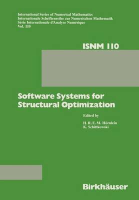 Software Systems for Structural Optimization