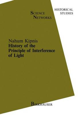 History of the Principle of Interference of Light