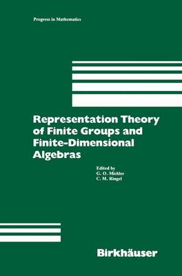 Representation Theory of Finite Groups and Finite-Dimensional Algebras: Proceedings of the Conference at the University of Bielefeld from May 15-17, 1991, and 7 Survey Articles on Topics of Representation Theory
