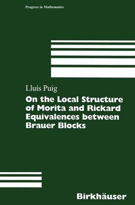 On the Local Structure of Morita and Rickard Equivalences between Brauer Blocks