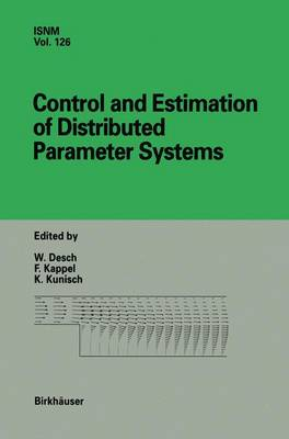 Control and Estimation of Distributed Parameter Systems: International Conference in Vorau, Austria, July 14-20, 1996