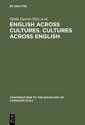 English across Cultures. Cultures across English: A Reader in Cross-cultural Communication