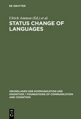Status Change of Languages