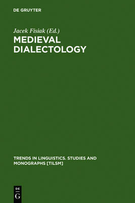 Medieval Dialectology