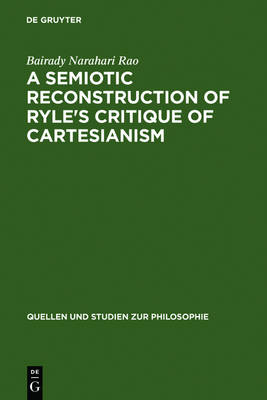 A Semiotic Reconstruction of Ryle's Critique of Cartesianism