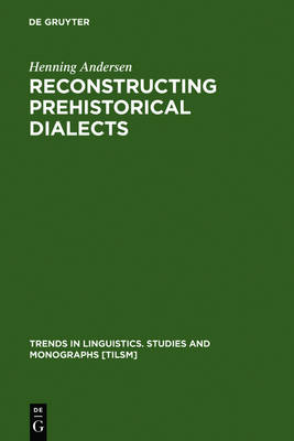 Reconstructing Prehistorical Dialects: Initial Vowels in Slavic and Baltic
