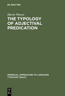 The Typology of Adjectival Predication