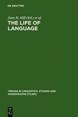 The Life of Language: Papers in Linguistics in Honor of William Bright