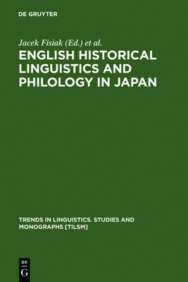 English Historical Linguistics and Philology in Japan
